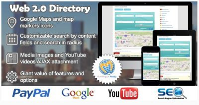 Web 2.0 Directory плагин для WordPress
