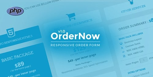 PHP Скрипт – OrderNow