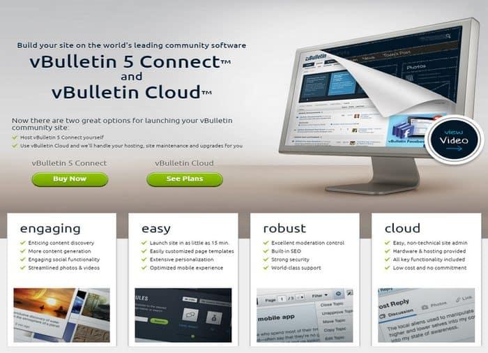 Пакет форумов – vBulletin Connect v5.2.3-Rus