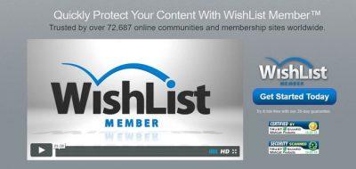 WishList Member™ — плагин доступа к защищённому контенту