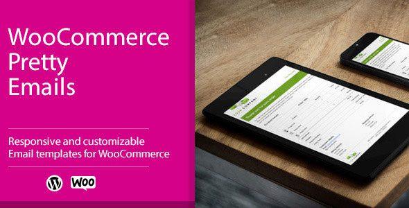 WooCommerce Pretty Emails – Симпатичные письма для WooCommerce