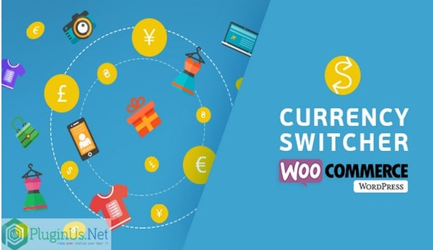WooCommerce Currency Switcher -  Переключатель Валют