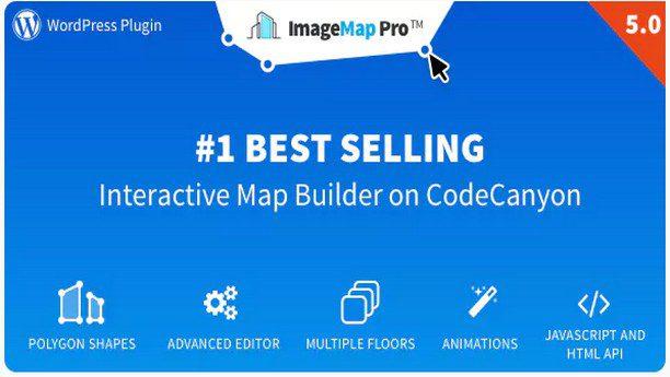 Image Map Pro for WordPress – Конструктор Интерактивной карты изображений