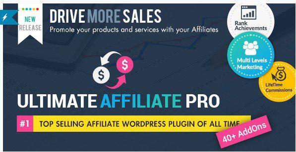 Affiliate Pro —  Плагин партнёрской системы на WordPress