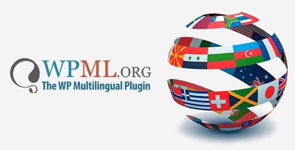 WPML Мультиязычный плагин для wordpress
