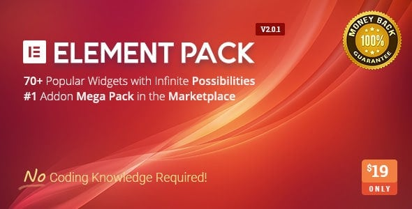 Element Pack – Addon для Elementor
