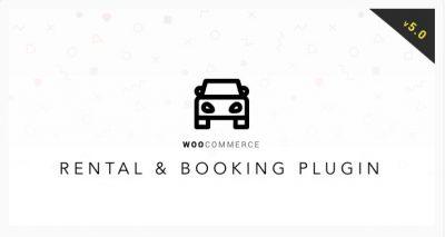 RnB — WooCommerce Rental & Bookings System — Система Аренды и Бронирования