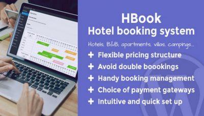 HBook — Система бронирования отелей