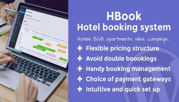 HBook - Система бронирования отелей - плагин для WordPress