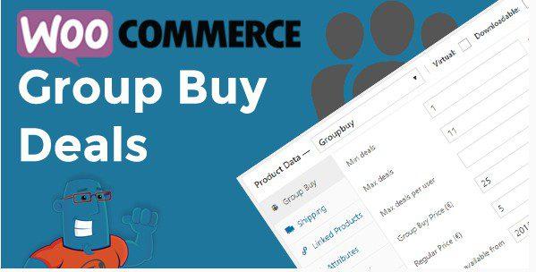 WooCommerce Group Buy and Deals – плагин Совместные покупки на WordPress