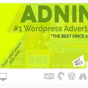 Adning Advertising - профессиональный менеджер Рекламы для Wordpress