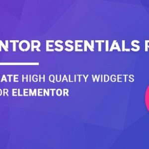 Essential Addons for Elementor - адд-оны для Elementor Pro