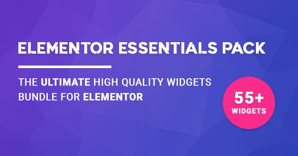 Essential Addons for Elementor – адд-оны для Elementor Pro
