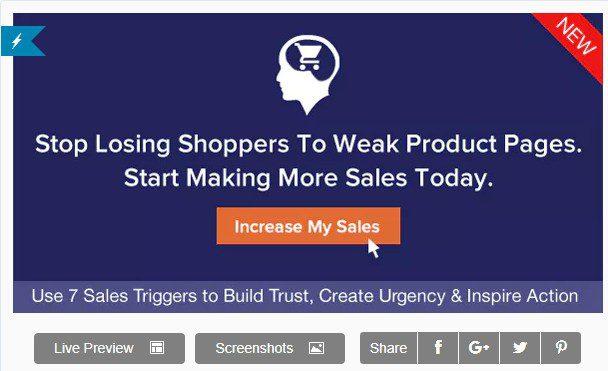 XL WooCommerce Sales Triggers - плагин триггеров продаж