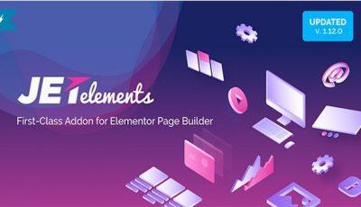 JetElements — Addon для Elementor