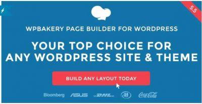 WPBakery Page Builder для WordPress