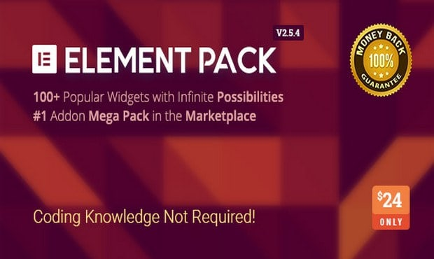 Element Pack — Addon для Elementor