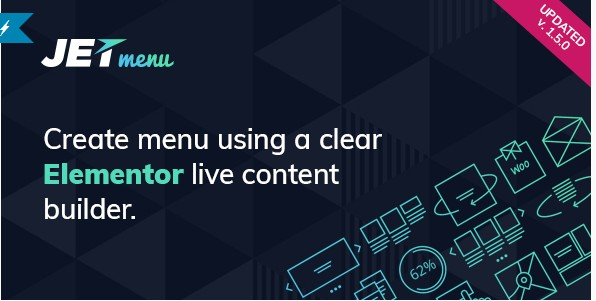 JetMenu – Mega Menu для  Elementor