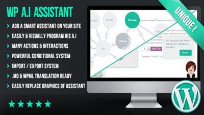 WP A.I Assistant — плагин ассистента