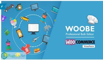 WooCommerce Bulk Editor Professional — Массовое редактирование продуктов