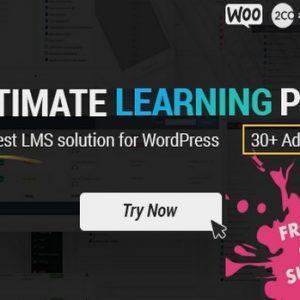 Ultimate Learning Pro - Плагин системы обучения на сайте.