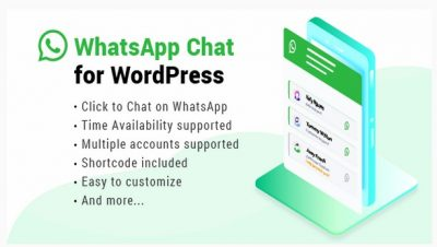 WhatsApp Chat для WordPress