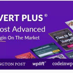 Плагин Конверсий - плагин подписок через PopUp - ConvertPlus