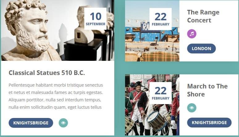 Event Guide - Каталог WordPress Тема + EVENTS PRO плагин
