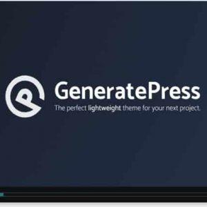 GeneratePress Premium - плагин Премиум дополнение к теме GeneratePress