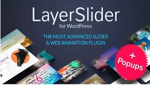 LayerSlider v6.9.1 — Адаптивный WordPress плагин Слайдера