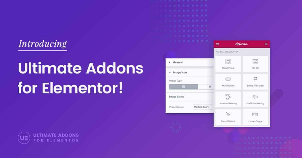 Ultimate Addons for Elementor – Дополнительные Аддоны для Elementor