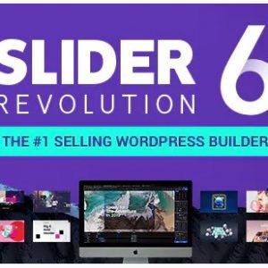 Slider Revolution - Плагин слайдера всех времён и народов