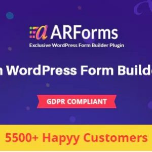 ARForms - Плагин Конструктора форм Wordpress