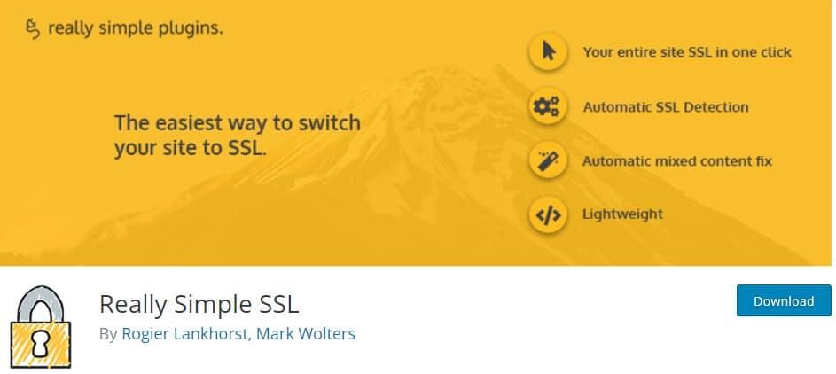 Really Simple SSL – исправление отображения SSL
