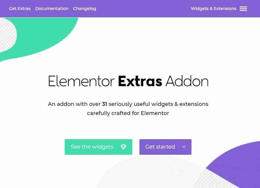 Elementor Extras – Сделайте больше с Elementor