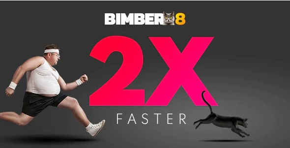 Bimber 8.6.3 – Вирусная & Чумовая  тема WordPress
