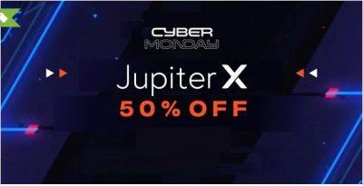 Jupiter + Jupiter X – Многоцелевая тема wordpress