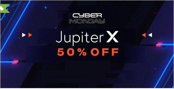 Jupiter + Jupiter X - Многоцелевая тема wordpress