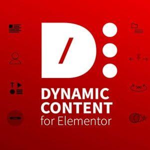 Dynamic Content for Elementor - динамический контент аддон для Элементора