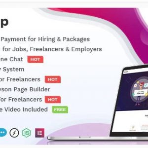 Workreap - Freelance Marketplace and Directory WordPress Theme - Тема рынка услуг, Фриланс Биржа.