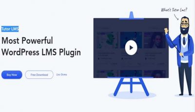 Tutor LMS Pro – мощный WordPress LMS Плагин