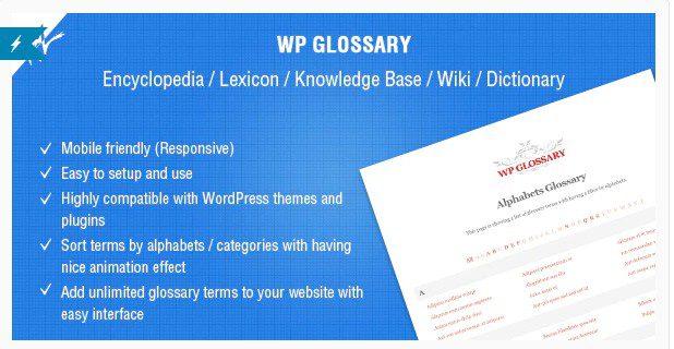 WP Glossary - Энциклопедия / Лексика / База знаний / Wiki / Словарь