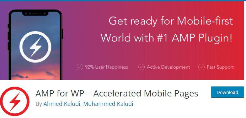 AMP for WP – Ускоренные мобильные страницы