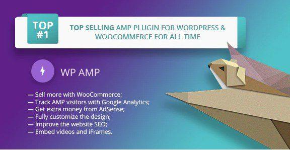 WP AMP - ускоренные мобильные страницы для WordPress и WooCommerce