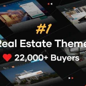 RealHomes - WordPress Real Estate Theme