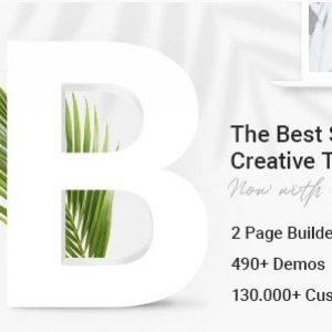 Bridge - Творческая многоцелевая тема WordPress