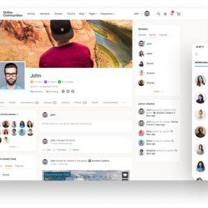 BuddyBoss - Platform Theme - Платформа
