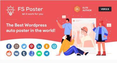 FS Poster – WordPress Авто Постер и Планировщик