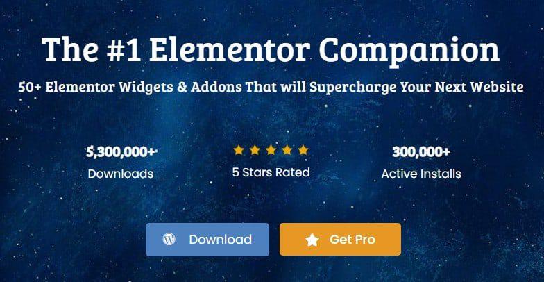 Premium Addons for Elementor PRO – Премиум расширения для Elementor
