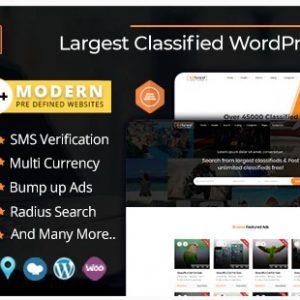 AdForest - тема Доски объявлений WordPress